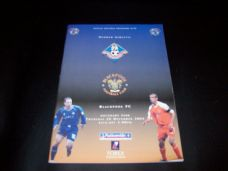Oldham Athletic v Blackpool, 2002/03